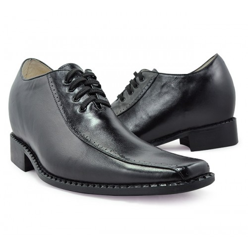 height elevating shoes men