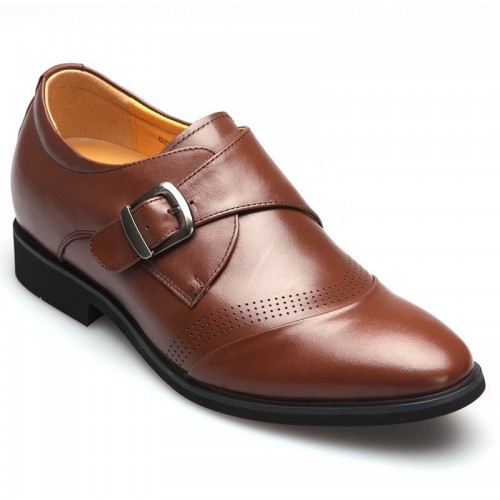 Men height elevator shoes