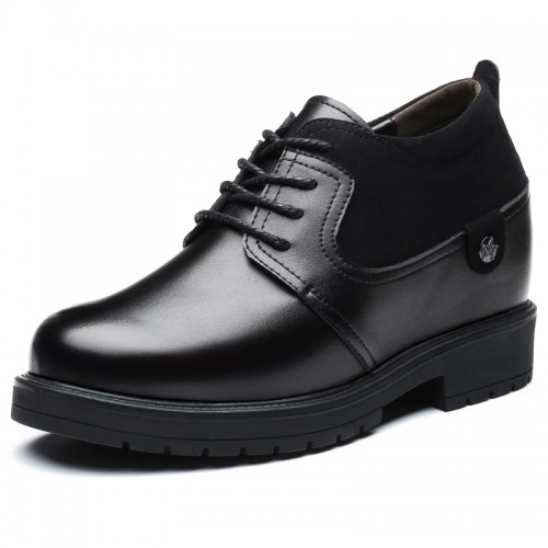 4 Inch Luxurious Elevator Business Shoes Comfort Height Increasing Shoes Add Taller 10 cm