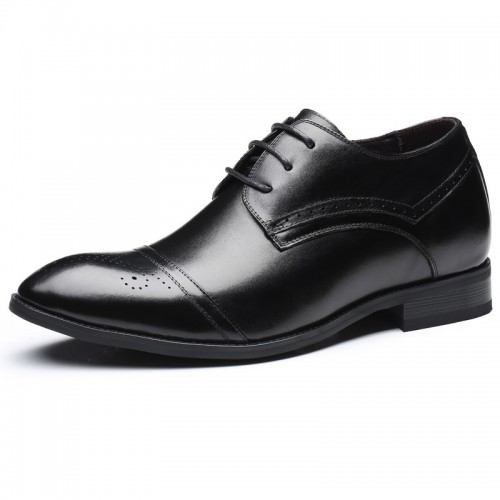 Best Elevator Shoes British Brogue Height Increasing Shoes