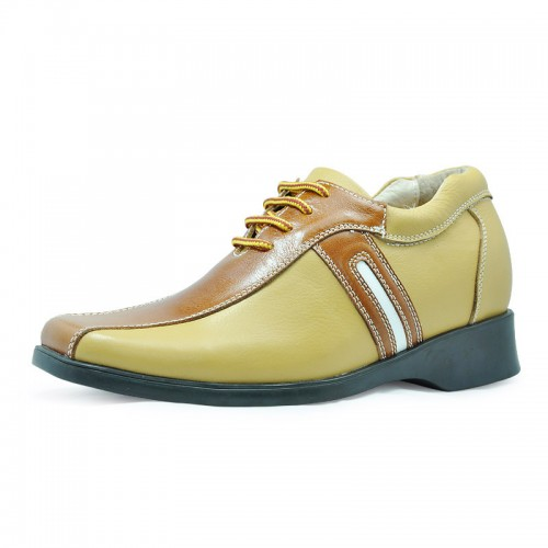 men height increasing casual shoes grow taller 6.5cm / 2.56inches