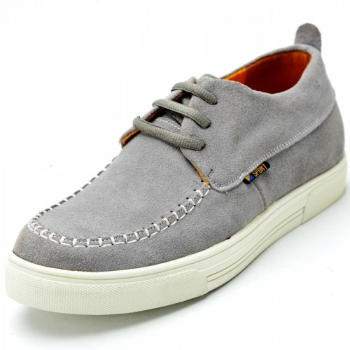 2013 summer height elevator shoes Korean version men casual shoes increase taller 6cm / 2.35inches