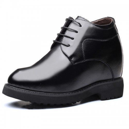 Best 6 Inch Elevator Shoes Height Increasing Groom Wedding Shoes Graduation Dress Shoes Gain Taller 15 cm