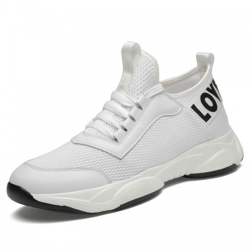 Lace up and slip on style give an easily put on and totally fit experience.    <br>  Classic sneakers, with exquisite and detailed hollow design to increase the breathability, suitable for daily life.