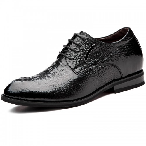 Groom Wedding Shoes increase height 3.2inch