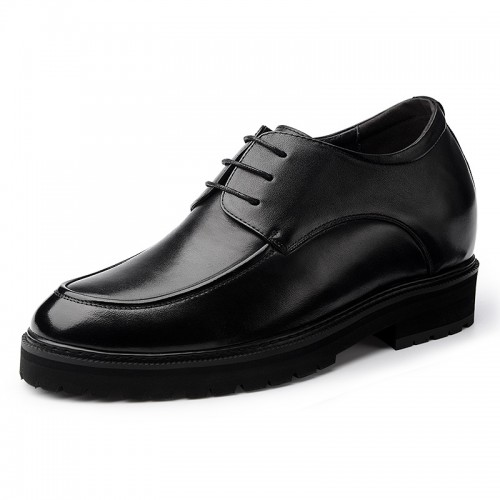 Best taller elevator wedding shoes for men increase height 12cm / 4.7inch