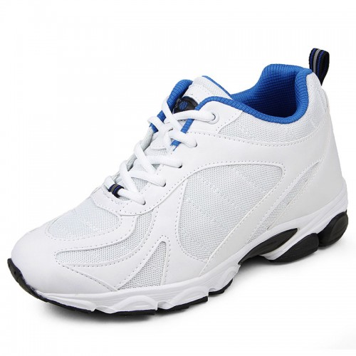 2014 new outdoor breathable height increasing sports shoes add taller 8.5cm / 3.35inches walking shoes