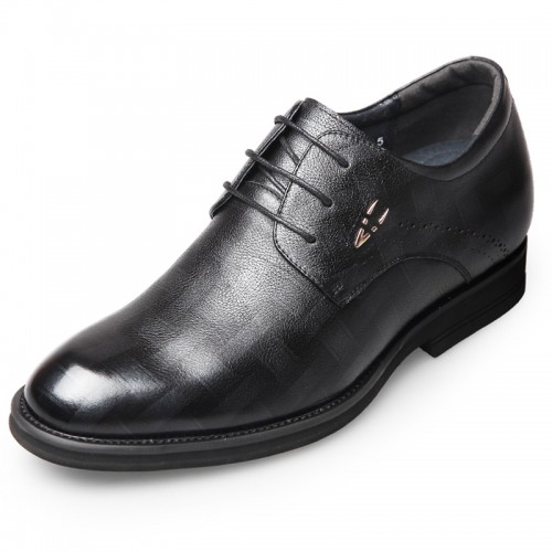 Lightweight Elevaor Dress Shoes for men Height 2.6inch