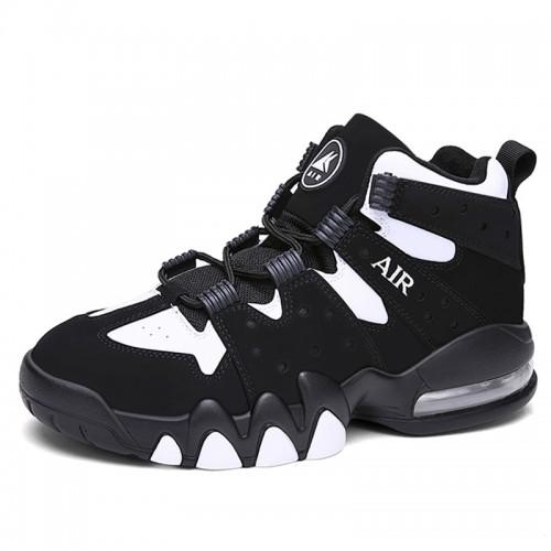 Extra taller 8.5cm / 3.4inch men hidden heel running shoes