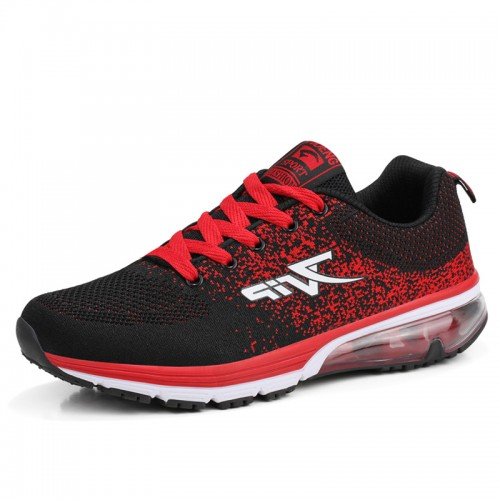Breathable taller flyknit shoes 6.5cm / 2.6inch elevator casual sneakers