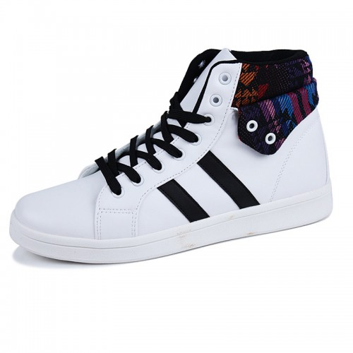 All Match Elevator Skate Shoes Get Taller 2.8inch / 7cm Dunk High Casual Sports Shoes