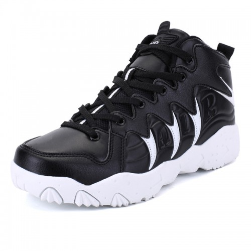 Black Elevator Basketball Shoes for Men