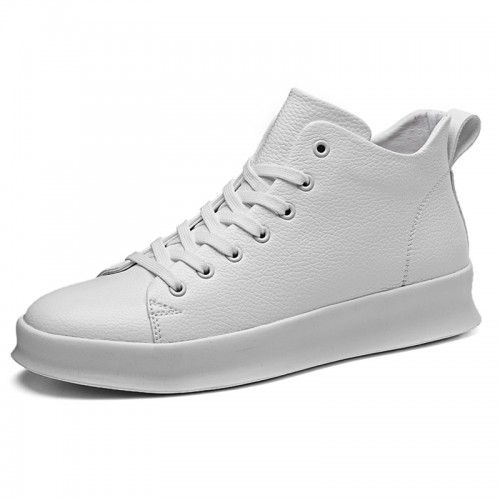 Height increasing fashion sneakers add taller 3.2inch