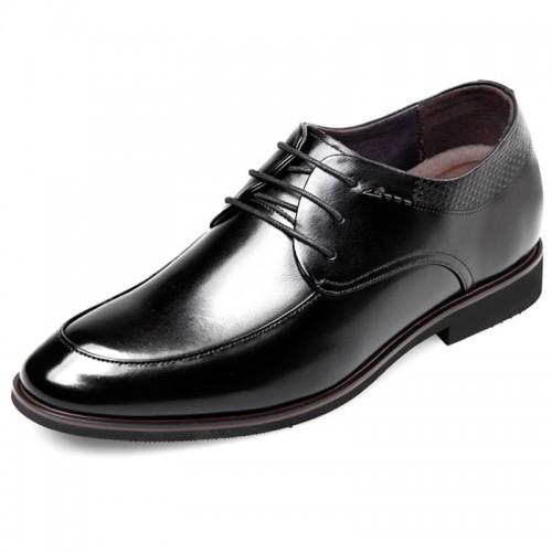 Fashion Men Height Increasing Dating Shoes