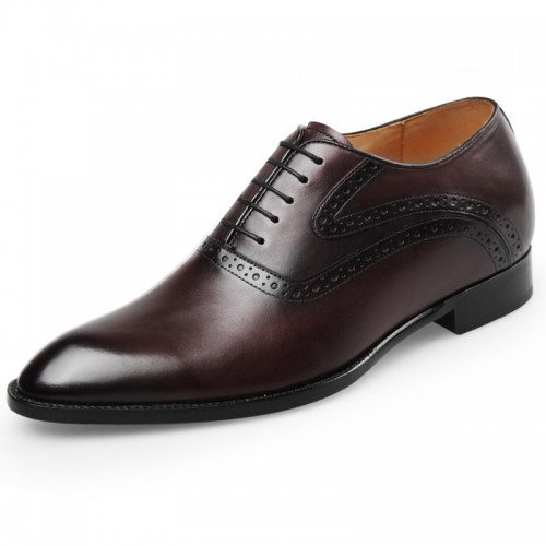 Perfect height increasing wedding shoes for men taller formal dress shoes