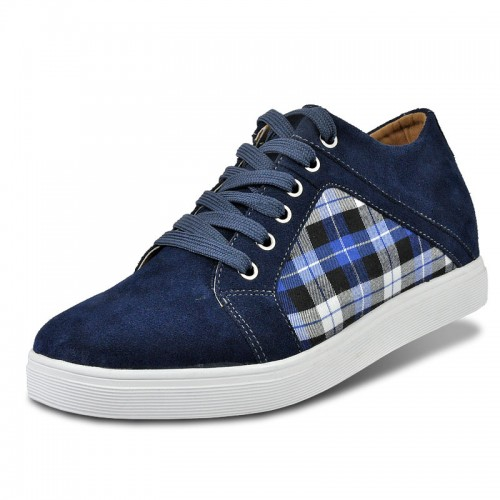 casual shoes Korea style grow taller 6cm / 2.36inches