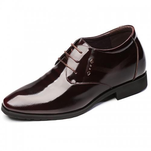 European Elevator Tuxedo Shoes for men
