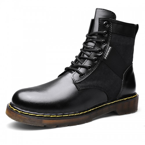 Stylish Casual Chukka Boots Height increasing Trekking Boots Elevator Ridding Boots 3.2 inch / 8 cmStylish Casual Chukka Boots Height increasing Trekking Boots Elevator Ridding Boots 3.2 inch / 8 cm