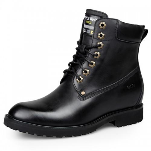hidden heel martin boot increase height