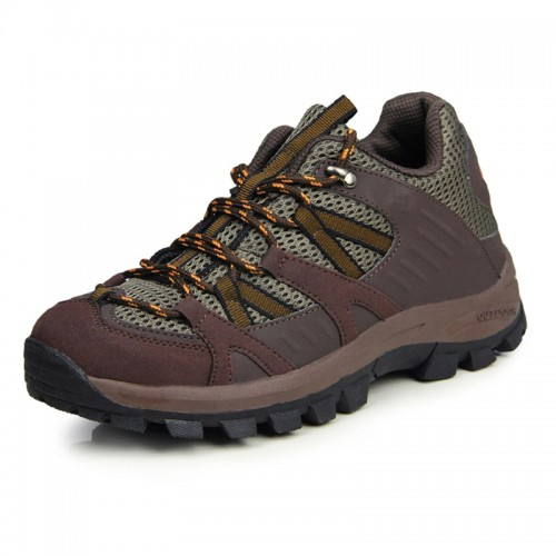 Breathable mesh height increasing outdoor shoes get taller 7cm / 2.75inches elevator sneakers
