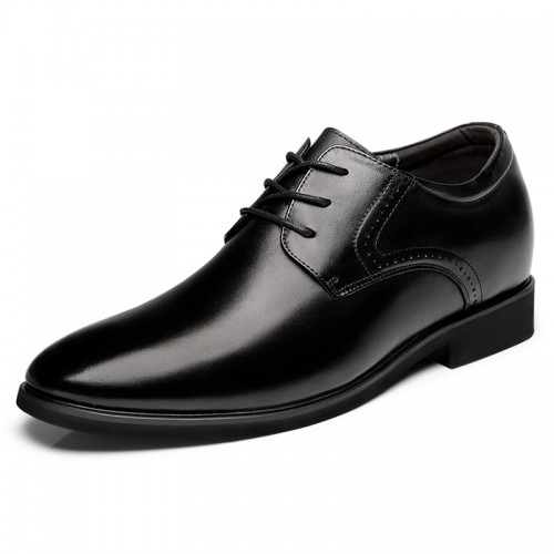 Trendy Elevator Shoes Add Taller Business formal shoes