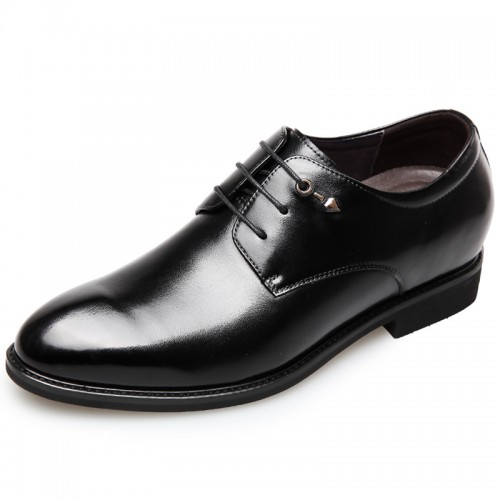 2018 Spring Height Increasing Tuxedo Shoes