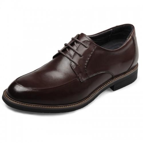 European Men Elevator Formal Shoes get taller dress shoes