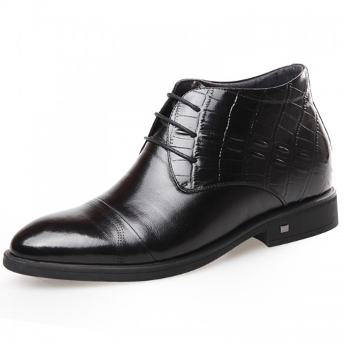 Men Elevator Wedding Shoes for Winter