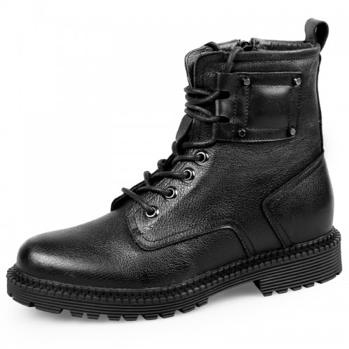 Extra Taller Motorcycle Boots  for men