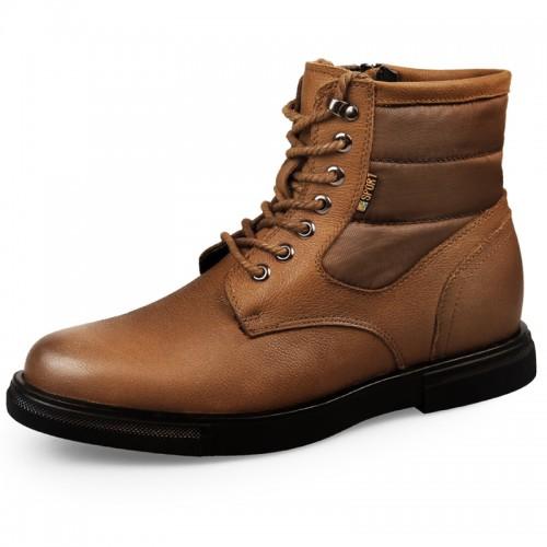 Men Chukka Boot Get Taller