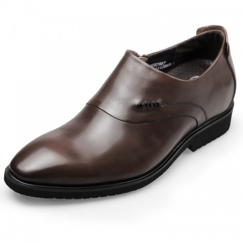 Elevator Dress Loafers for Increase Height 2.8inch