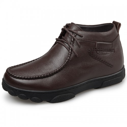 heep Wool Taller Ankle Boots for men