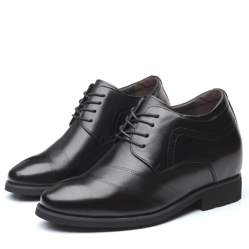 4 inch Taller Bridegroom Wedding Shoes