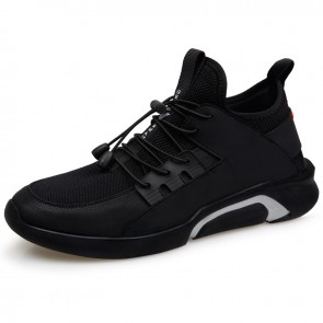Extra taller sneakers for men height increasing 8cm