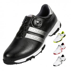 Elevator Boa Golf Shoes for Men Increase Taller 2 inch / 5 cm Trendy Waterproof Anti-slip Golf Sports Shoes