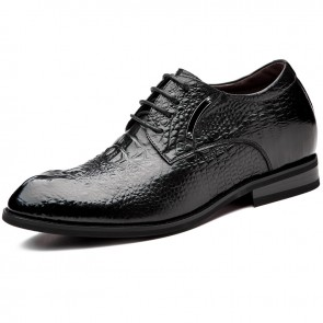 Groom Wedding Shoes increase height 3.2inch
