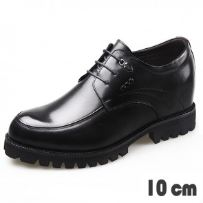 4inch taller wedding shoes for men increase height 10cm lightweight elevator dress shoes