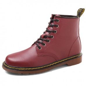 Burgundy Taller Cowboy Boots for Men