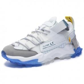 Summer Trendy Elevator Running Walking Shoes Increase Taller 2.8 inch / 7 cm Mesh Chunky SneakersSummer Trendy Elevator Running Walking Shoes Increase Taller 2.8 inch / 7 cm Mesh Chunky Sneakers
