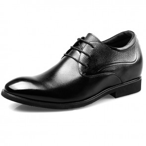 Premium elevator wedding shoes for men get taller 2.6inch