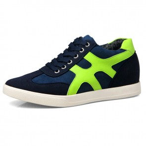 2018 height fashion sneakers for men taller