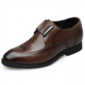 2018 men elevator shoes Taller 2.6inch / 6.5cm
