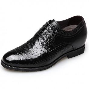 2018 new men elevator shoes