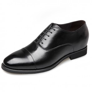 2018 European elevator dress shoes taller 2.6inch formal oxfords