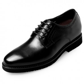 Taller Men Busines Formal Shoes for Men Height 2.8inch