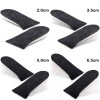Height Half Elevator Insole Add 2cm - 6.5cm Silicone Increased Insoles Shoe Pads