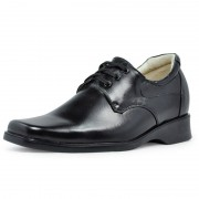 men height increasing dress shoes become taller 6.5cm / 2.56inches