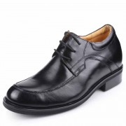 High quality men elevator wedding shoes make you taller 10cm / 3.95inches increasing height dress shoes