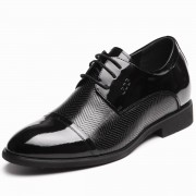 New height increasing business dress shoes to make you taller 6.5cm / 2.56inches