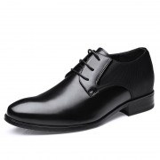Best Heighten Wedding Shoes for Groom Elevator Business Derby shoe Increase Taller  6cm / 2.36inches
